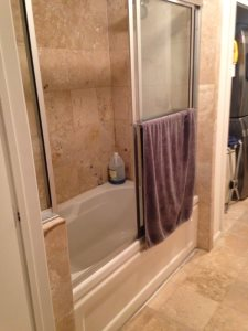 Bathroom Remodel. Cover Photo