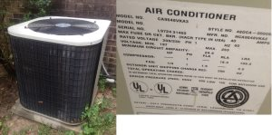 Estimate For A New Motor Of An Outside Ac Unit  Cover Photo