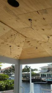 Wood Panel Ceiling Installation Cover Photo