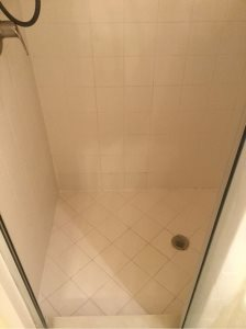 Shower Regrout Cover Photo
