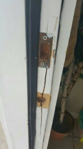 Waukegan Door Frame  Cover Photo