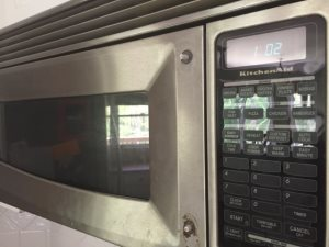 Microwave Handle Cover Photo
