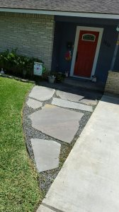 Flagstone Walkway Cover Photo