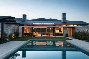 Country Modern Style Home Cover Photo