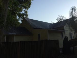 Tampa Heights Metal Roof Cleaning Cover Photo