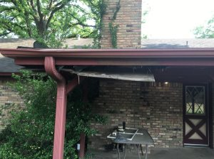 Patio Roof Repair Cover Photo