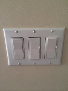 Dimmer Cover Photo