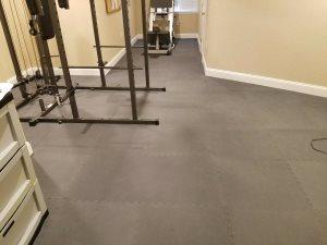 Gym Floor Cover Photo