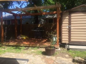 Relocate Pergola Cover Photo