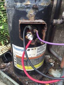 Compressor Cover Photo