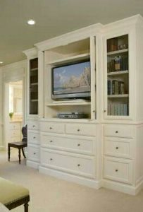 Custom Bedroom Cabinet Cover Photo