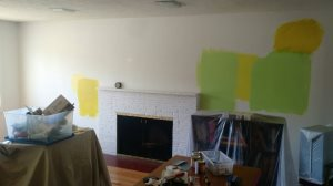 Living Room Painting Cover Photo