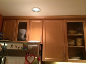 Kitchen Cabinet Refinish Cover Photo