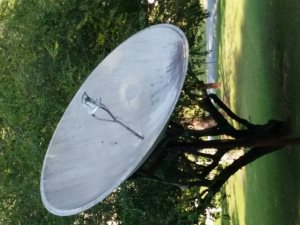Take Down Dish Cover Photo