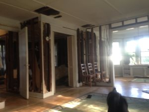 Removing The Load Bearing Wall  Cover Photo