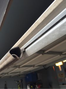 New Garage Door Seal Cover Photo