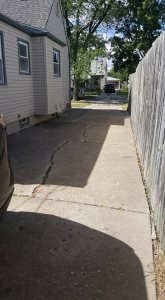 Concrete Driveway Cover Photo