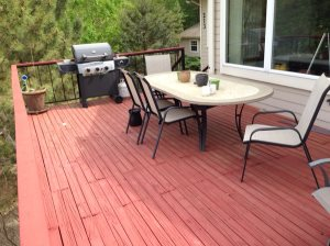 Deck Refinish Cover Photo