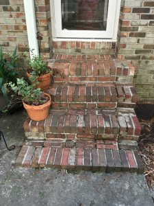 Brick Steps Cover Photo