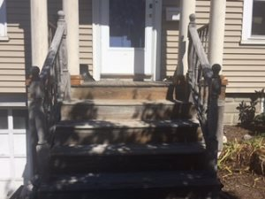 Front Step Repair Cover Photo