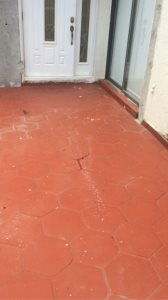 Small Patio Tiles Need To Be Replaced Cover Photo