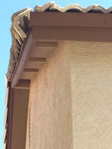 Fascia Board & Tile Repair Cover Photo
