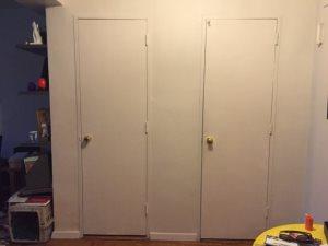 Closet Doors Cover Photo