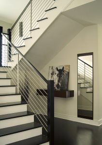 Custom Stair Railing Cover Photo