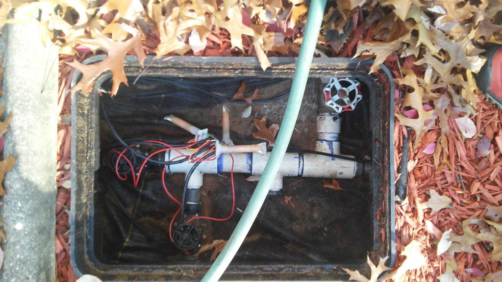 Winterize Sprinkler System Cover Photo