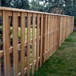 Backyard Fence Contractors Logo