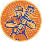 Bathroom Plumbing Logo