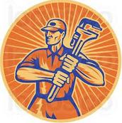 A & D Plumbing Logo