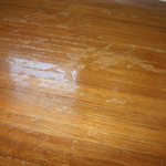 A-1 Hardwood Floors Logo