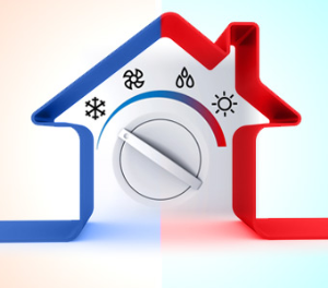 Glm Heating and air Conditioning inc Logo