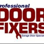 Professional Door Fixers Logo