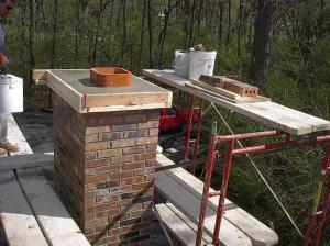 Anthony M Voegeli Builder Remodeler Logo