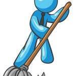 Domestic Cleaning Services Logo
