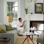 Louisiana Painting & Cleaning Logo