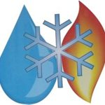 Mr. Knights Heating & Air Conditioner Logo