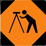 Topographic Land Surveyors Contractors Logo