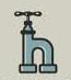 Precise H2O Plumbing Logo
