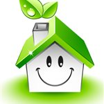 Almeida House Cleaning Logo