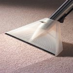 D & E Carpet Cleaning!!!!! $24.95 per Room Logo