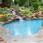 Advanced Custom Pools & Spas Logo