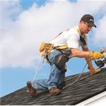 Manion Roofing LLC Logo