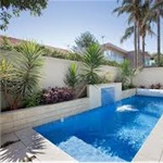 Above Ground Fiberglass Pools