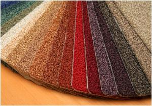 M & M Carpet & Tile Logo