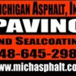 Michigan Asphalt Paving & Sealcoating Logo