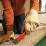 Reliable Handyman Contractors Logo