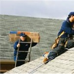 In-line Roofing & Construction Logo